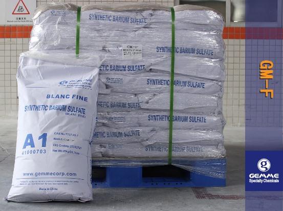 合成沉淀硫酸钡 GEMME FINE GM-F