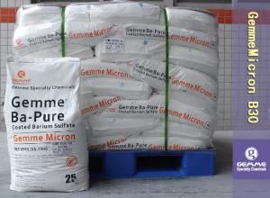 超细表面处理合成硫酸钡 Gemme Micron B-30